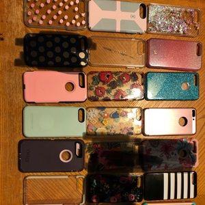 iPhone 7 Plus & iPhone 8 Plus phone cases